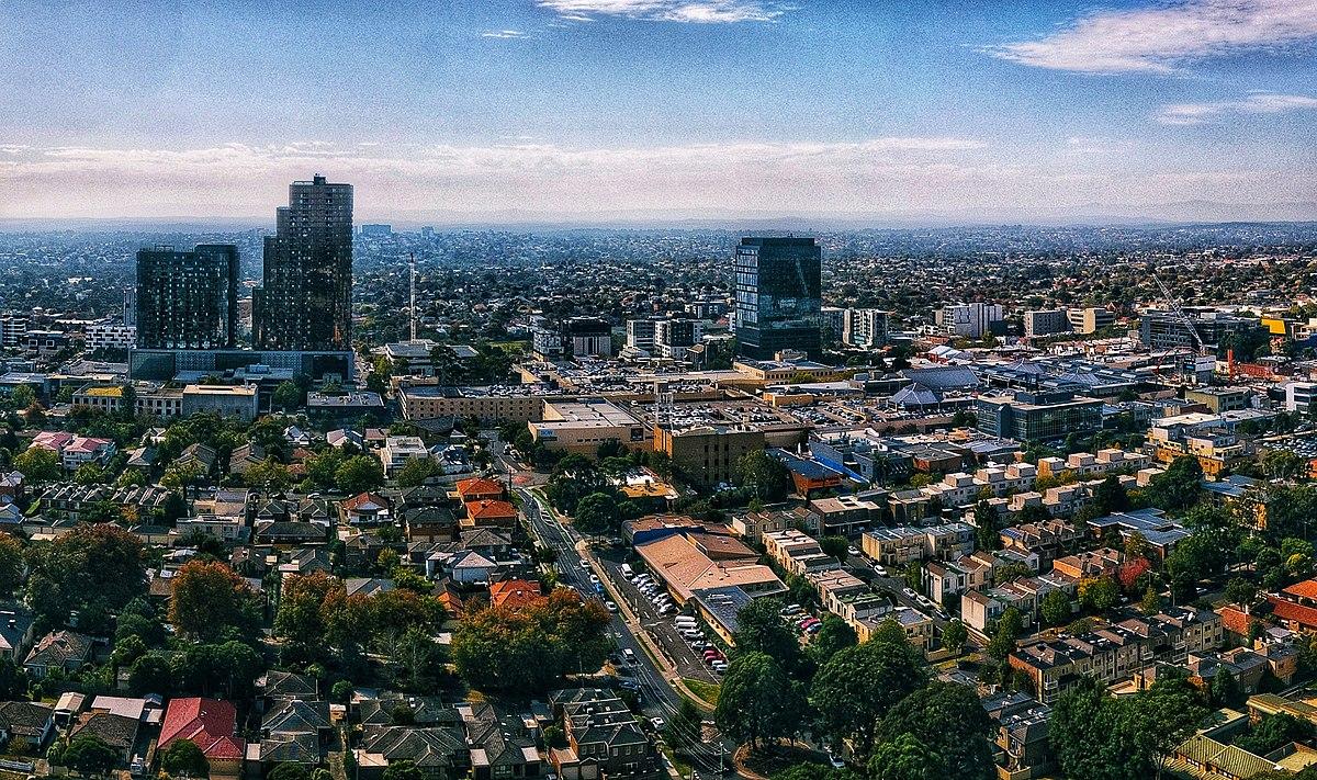 Box Hill, Victoria - Wikipedia