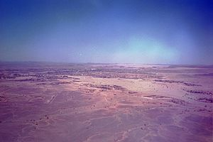 Tamanrasset - Tamanrasset viewed from the air