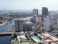 Aerial view of Escolta area in Binondo, Manila.jpg