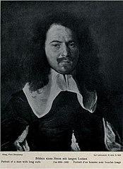 Portrait of a man facing forward