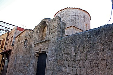 Agia Paraskevi Church, Rhodes 2010.jpg