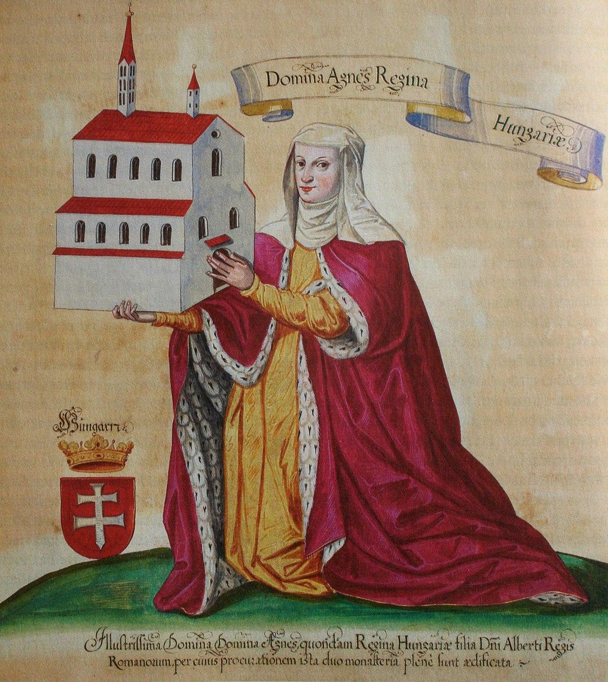 Agnes of Austria (1281–1364) - Wikipedia