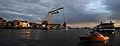 Ahoy 25 grab dredge - Vlootschouw - Dordt in Stoom 2014 - Dordrecht in the Netherlands.jpg