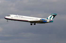 Boeing 717 d'AirTran Airways.