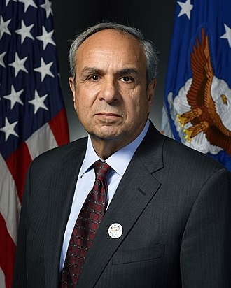 Chief Scientist of the U.S. Air Force - Official Air Force Photo of Dr. Richard J. Joseph