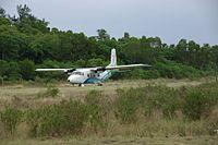 Air Vanuatu Harbin Y-12 at Craig Cove Airport.jpg