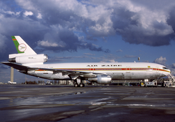 Air Zaire DC-10