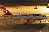 TC-JLT - A319 - Turkish Airlines