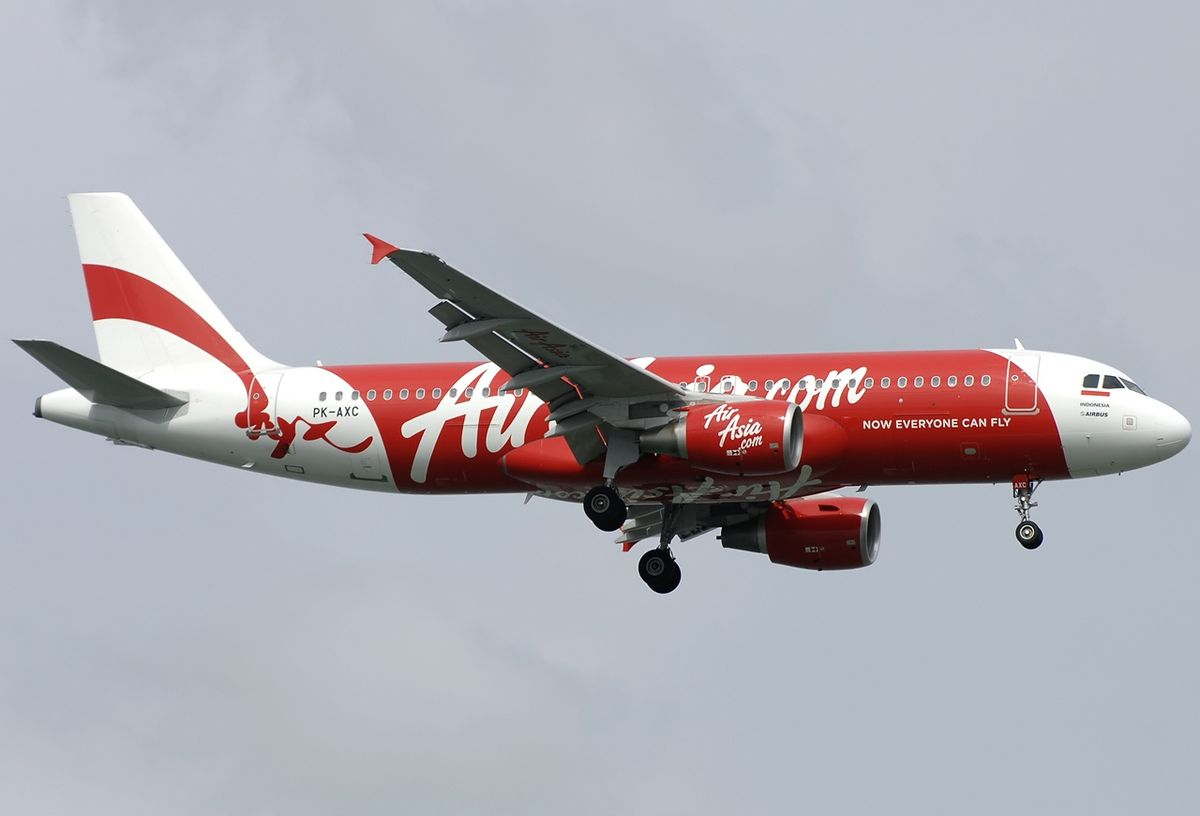 Indonesia AirAsia Flight 8501 - Wikipedia