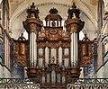Aire-sur-la-Lys Collégiale Saint-Pierre grandes orgues.JPG
