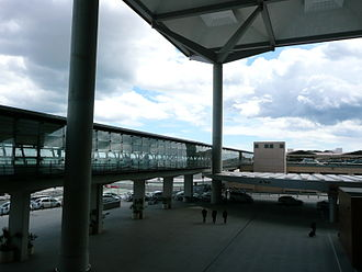 Málaga Airport - Another view of the airport