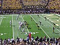 Akron vs. Michigan football 2013 15 (Akron on offense).jpg