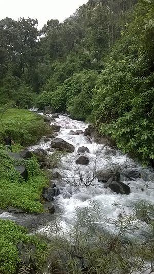 Alakode, Kannur district - Image: Alakode river