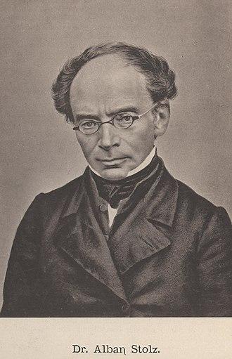 Bühl (Baden) - Alban Stolz