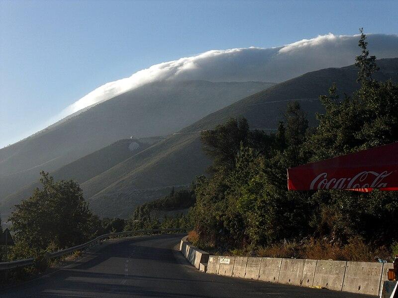File:Albania, road SH8 Sarande-Vlore 1.jpg