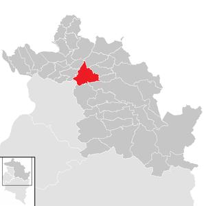 Alberschwende - Image: Alberschwende im Bezirk B