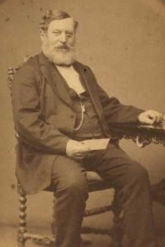 Albert Heinrich Riise - A.H. Riise, c. 1870