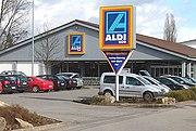 ALDI Süd in Trier, Germany