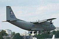 Αεροσκάφος C27J Spartan