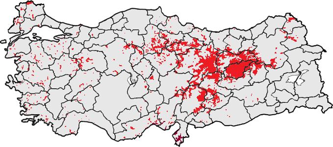 Alevis in Turkey