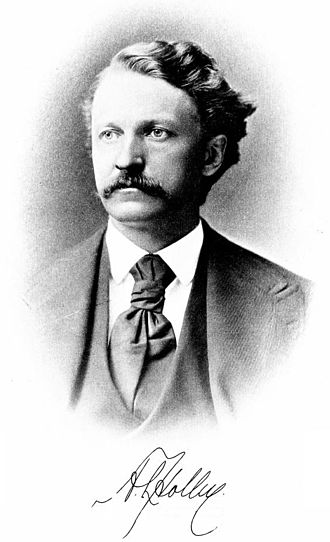 Alexander Lyman Holley - Alexander Lyman Holley