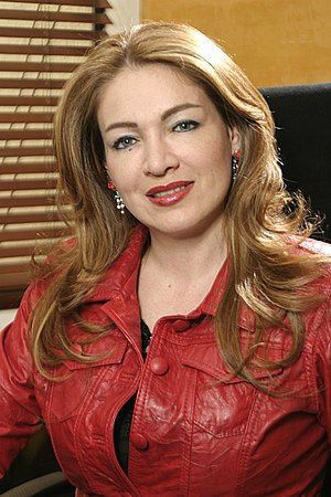 Independent Movement of Absolute Renovation - Alexandra Moreno Piraquive, Former Senator of Colombia