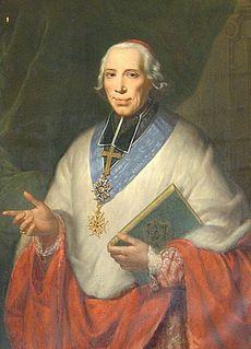 Alexandre Angélique de Talleyrand-Périgord Catholic cardinal