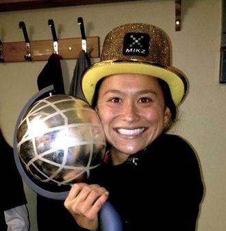 Ali Riley - Damallsvenskan Gold 2013
