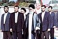 Ali Khamenei visit to IRIB Headquarter (13830228 0826456).jpg