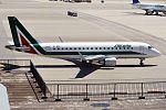 Alitalia Cityliner, EI-RDF, Embraer ERJ-175STD (27845597673).jpg