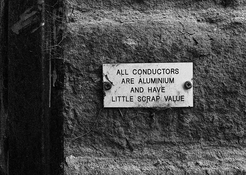 File:All Conductors Are Aluminium (8194187948).jpg