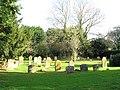 All Saints church - churchyard - geograph.org.uk - 1572151.jpg
