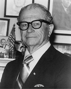 Allen J. Ellender - Senator Ellender late in his career