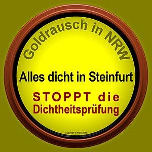 Bürgerinitiative in Steinfurt