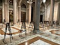 Allestimento mostra Wiki Loves Puglia 2019 3.jpg