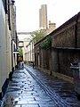 Alleyway behind the Trafalgar Tavern, Greenwich - geograph.org.uk - 1701458.jpg
