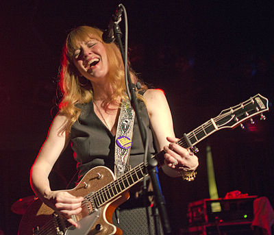 Picture of a band or musician: Allison Moorer