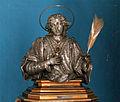 Alliste. Busto di San Quintino. Busto.jpg