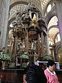 Altar of Crist, Puebla´s Cathedral.jpg