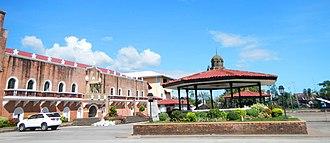 Lubao, Pampanga - Municipal Plaza