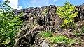 Am Bilstein bei Breungeshain und Busenborn - Am Geotop Bilstein.jpg