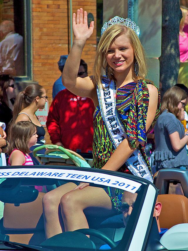 Miss teen kentucky 2008