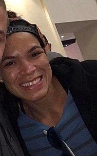 Amanda Nunes Brazilian mixed martial arts fighter (born 1988)