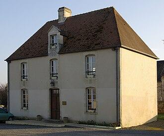 Amayé-sur-Orne - The Town Hall