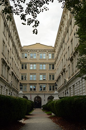 National Register of Historic Places listings in Hartford, Connecticut - Image: Ambass Apt 111 Hartford,CT