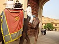 Amber Fort - Entering through Suraj Pol.jpg