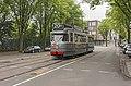 Amsterdam Museum Tram 586 Plantageparklaan (28672294024).jpg