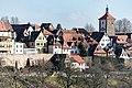 An der Eich, Stadtmauer Rothenburg ob der Tauber 20180216 005.jpg