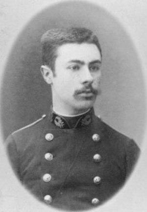 André Blondel - André Blondel in 1888