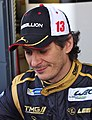 Andrea Belicchi Driver of Rebellion Racing's Lola B12-60 Coupe Toyota (8669040840) (cropped).jpg